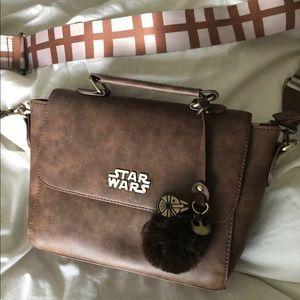 Disney Star Wars Chewbacca Purse Bag Hot Topic